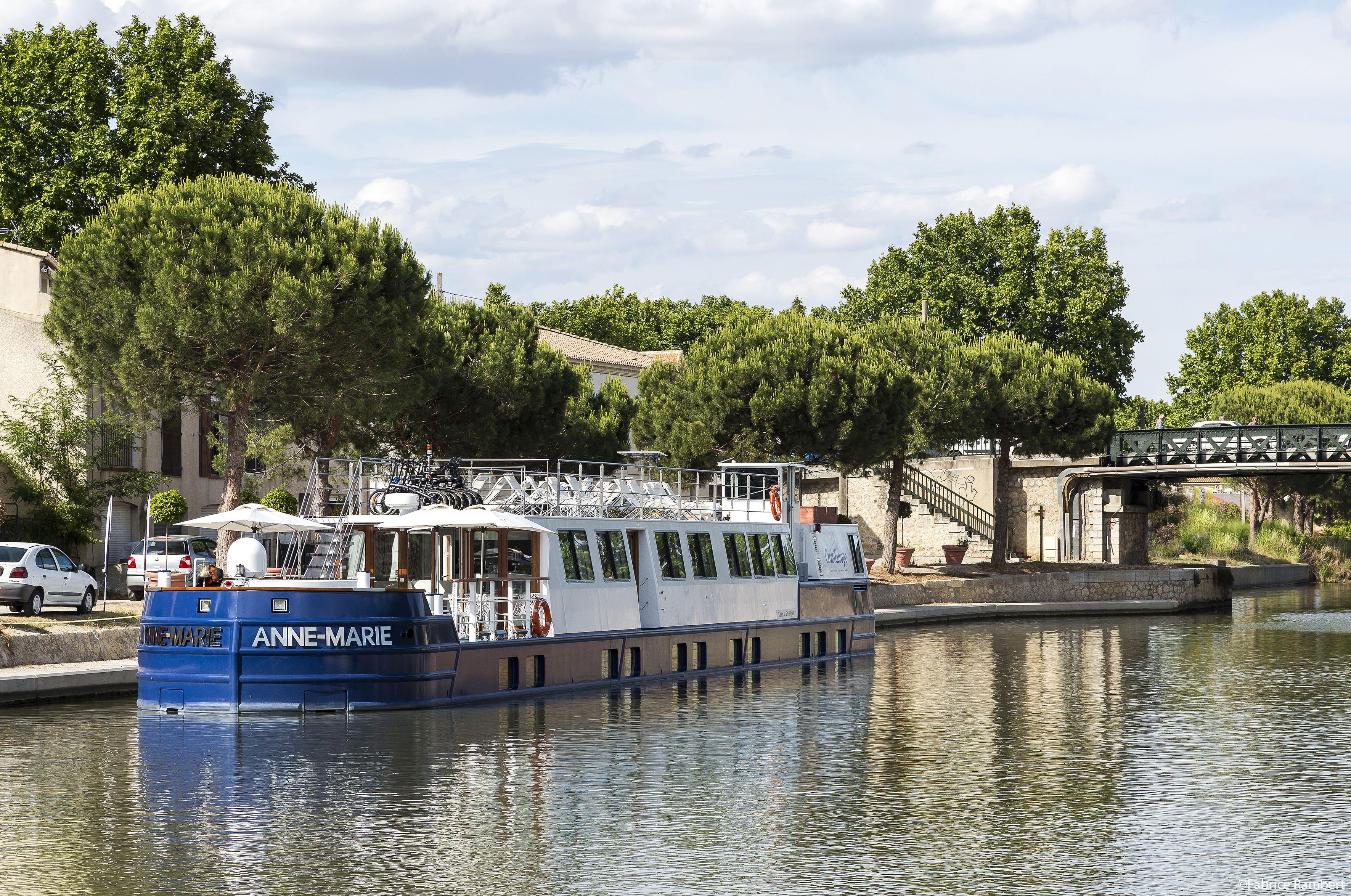 Paseo de lujo en Francia