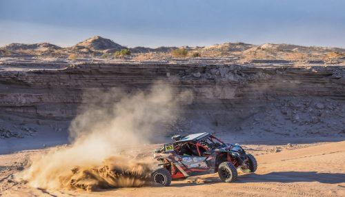 Desafío y aventura en las dunas de Catamarca