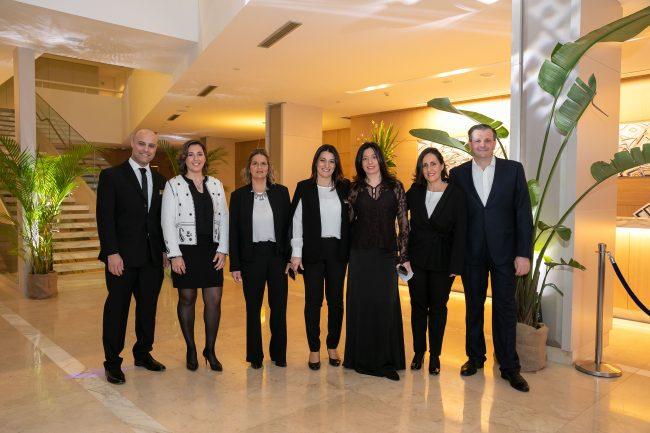 El gran equipo humano de The Grand Hotel