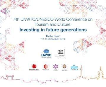 Cuarta Conferencia de la OMT – UNESCO sobre Turismo y Cultura