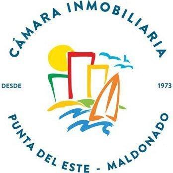 Logo de la Camará Inmobiliaria de  Punta del este y Maldonado.