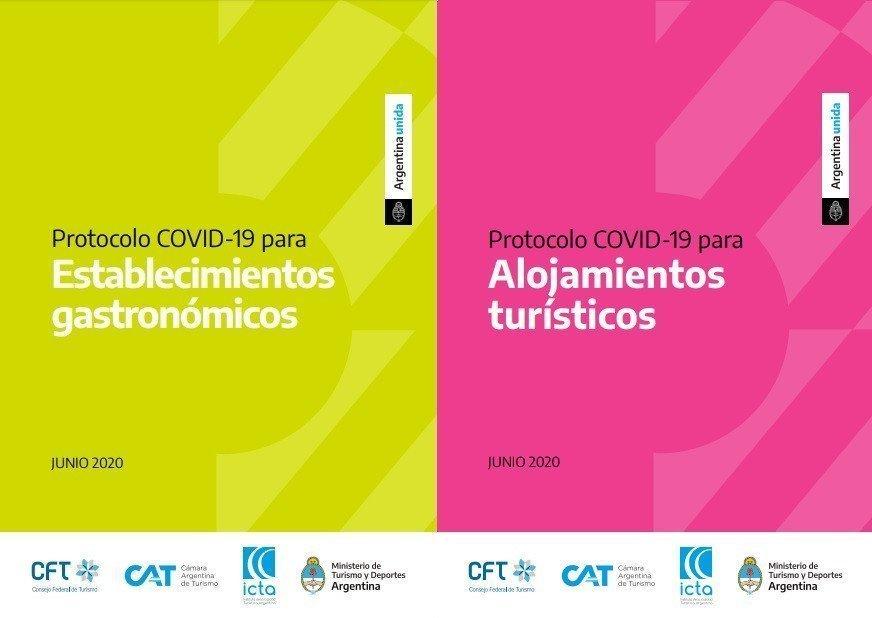 Presentaron los protocolos para hotelería y gastronomía en Argentina